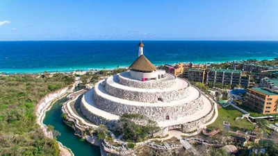 Hotel Xcaret Mexico Debuts New Wedding Chapel